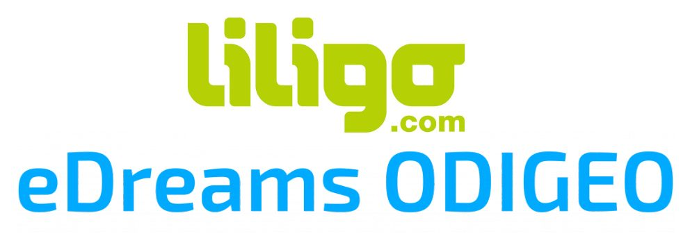 liligo edreams odigeo logo
